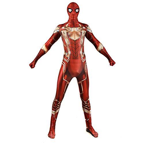 JingYuan Lycra Spandex Zentai Halloween Cosplay Kostüme Erwachsene/Kinder 3D Style