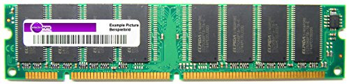 256MB Kingston PC133U Non-ECC SD-RAM DIMM 133MHz CL3 Desktop Memory KT48WJW-IN75 (Generalüberholt) (Mhz Desktop Sdram-133)