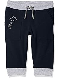 TOM TAILOR Kids Baby Boys' Cosy Solid Sweat Pant Tracksuit Bottoms