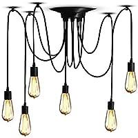 Amazon.it: Plastica - Lampade a sospensione / Lampadari, lampade a ...