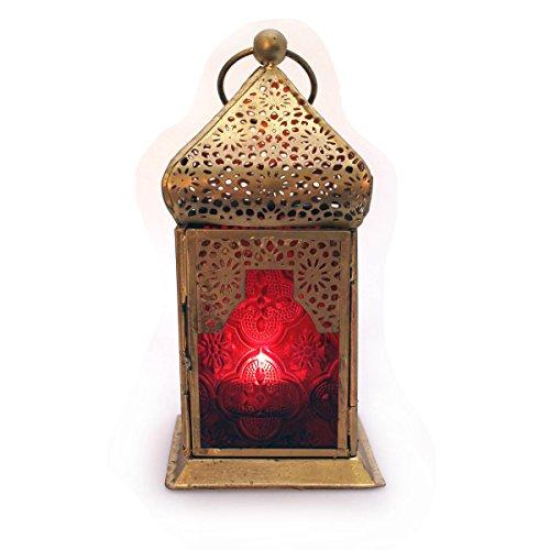 deko-laterne-metall-glas-rot-gold-teelicht-orientalisch-zum-stellen-und-hangen-gallzick