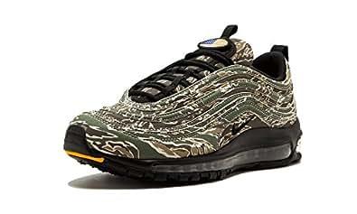 best sneakers ae90d 16524 Nike Air Max 97 Premium QS USA Camo -Medium Olive Black-Desert Sand