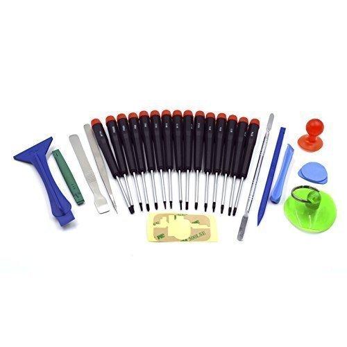 Eseller Direct® - 27 in 1 Reparatur Öffnung Werkzeuge-Kit Präzisions Schraubendrehersatz für Ipod Touch 1st 2. 3. 4. 5. Gen 1st Gen Ipod Touch