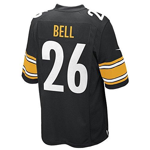 Pittsburgh Steelers Nike YOUTH Spiel Jersey, Groß, Schwarz, 26–Le 'Veon Bell (Spiel Jersey)