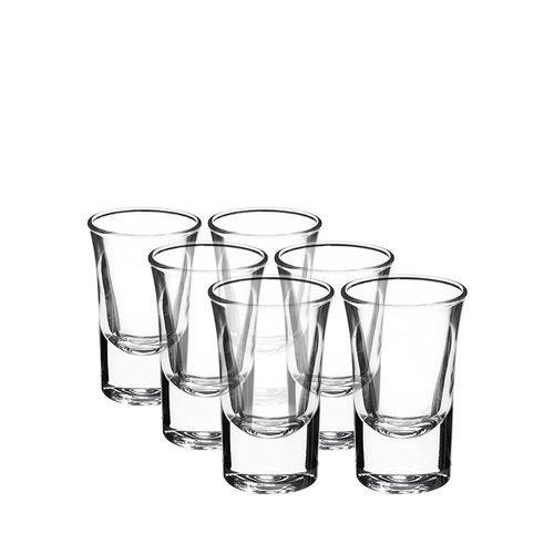 Dessert Shot Gläser Fassungsvermögen Hochwertige Glaswaren Set 6Stück