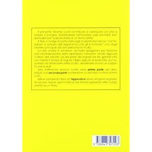 Guida alla composizione di un testo scritto per la