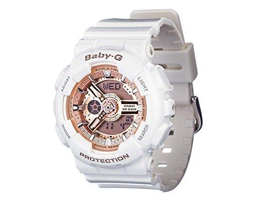 Casio Damen-Armbanduhr Analog – Digital Quarz Resin BA-110-7A1ER - 2