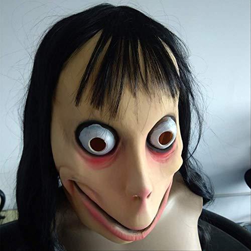 Halbmaske Kostüm - Maske Wbd Hack Kostüm Spiel Beängstigend Latex Maske Halloween Maske Halbmaske