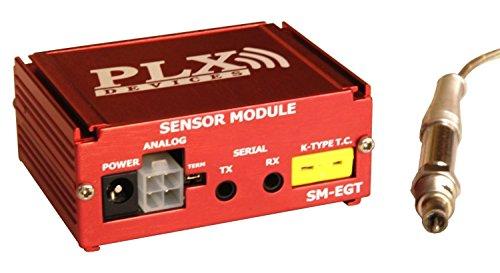 PLX Devices SM-EGT (con Sensor) Plug e Play Kit con EGT sensor probe PN: SMEGT_Sensor