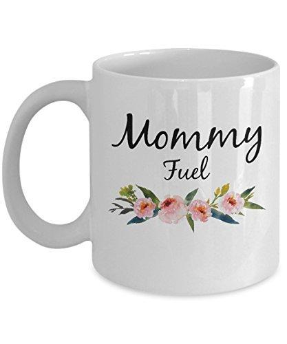 Mommy carburante-mommy-tazza da caffè-tazza regalo-mamma mug-gifts for her-mamma, motivo: coffee cup-mommy-tazza tazze