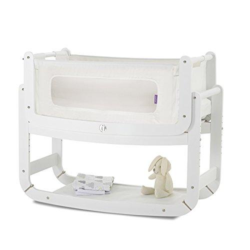 snuzpod-bedside-crib-and-mattress-white