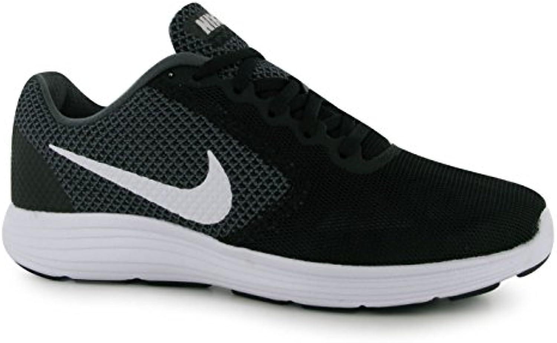 nike revolution 3 chaussures    Gris  / Blanc   sport formateurs baskets b01k5767gs parent 68060b