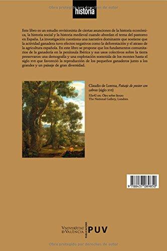 Señores del paisaje: Ganadería y recursos naturales en Aragón, siglos XIII-XVII (Història)