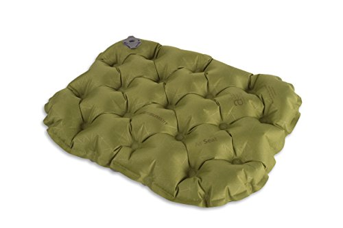 Sea to Summit Air Seat olive 2017 Reise Textil Test