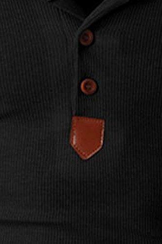 Lannorn 8 Farben Herren Slim Fit Tankshirt Ärmellos Shirt Kapuzen Hoodieshirt, Sommer Sport Unterhemd Pullover Tank Top Patchwork mit Kapuze Schwarz