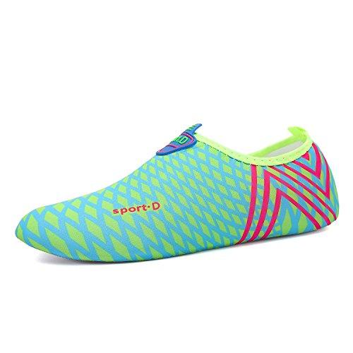 Pastaza Chaussure Aquatique Aqua Water Shoes Chaussures D'eau pour Natation Plage Surf Yoga Homme Femme Enfants
