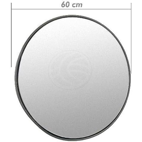 Cablematic–Sicurezza Specchio convesso sorveglianza interno 60cm