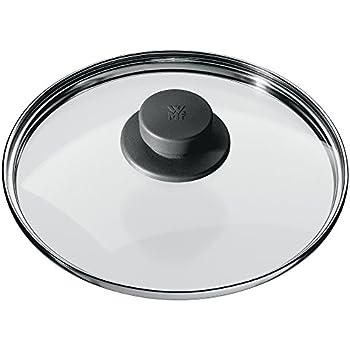 WMF Glasdeckel, 22 cm, für Schnellkochtopf Perfect Plus