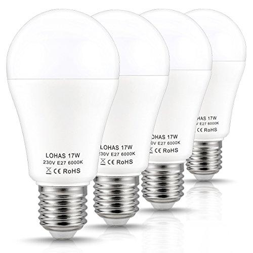 LOHAS Bombilla LED E27