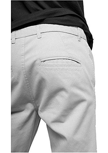 Urban Classics Chino Pantalon Chino Black Lightgrey
