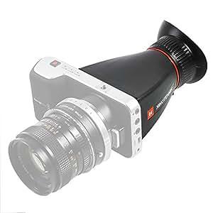 BM Kinotehnik LCDVF Viseur LCD viewfinder pour appareil photo Blackmagic Pocket BMPC)-viseur pour appareils photo reflex et caméras numériques