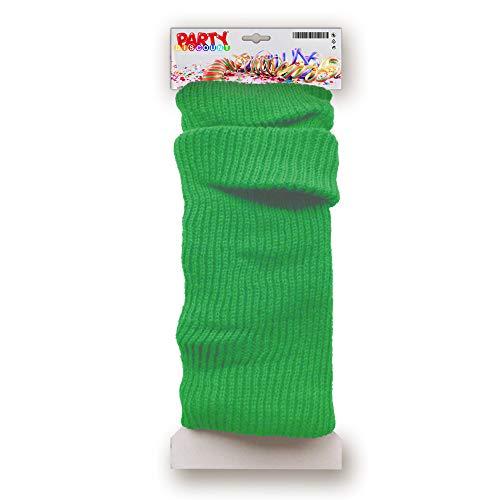 NT ® Stulpen Beinwärmer, unifarben grün ()