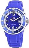 Ice-Watch Unisex-Armbanduhr Limited DE - Amparo - Unisex Analog Quarz Silikon SI.AMP.U.S.13
