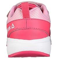Reebok Kids Boys Road Supreme Low Top Lace Up Running Sneaker