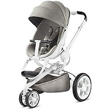 Quinny Moodd Kinderwagen, Mit Automatischer Aufklappfunktion, Ruheposition  In Beide Fahrtrichtungen, Modernes Design,