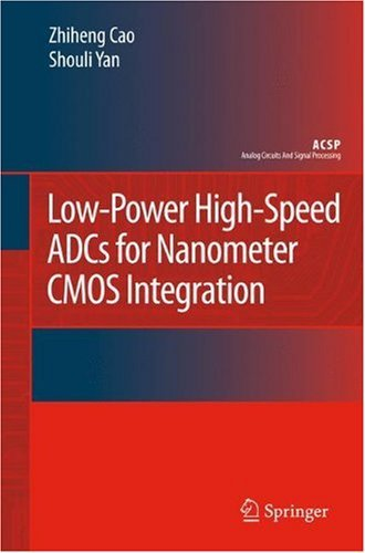 Low-Power High-Speed ADCs for Nanometer CMOS Integration (Analog Circuits and Signal Processing) (English Edition) Cmos-analog-multiplexer