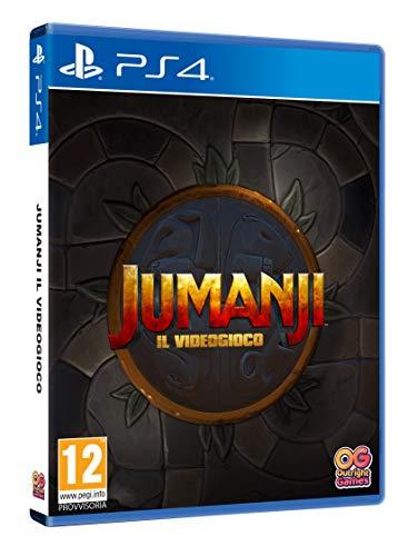 JUMANJI IL VIDEOGIOCO PS4 PlayStation 4