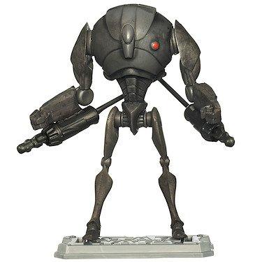Star Wars Clone Wars Super Battle Droid Figure