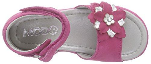 Mod8 Gwendoline, Chaussures Bébé marche bébé fille Rose (Fuchsia)