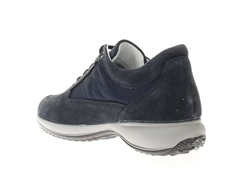 IGI&CO scarpe uomo sneakers basse 76934/00 BLU Blu
