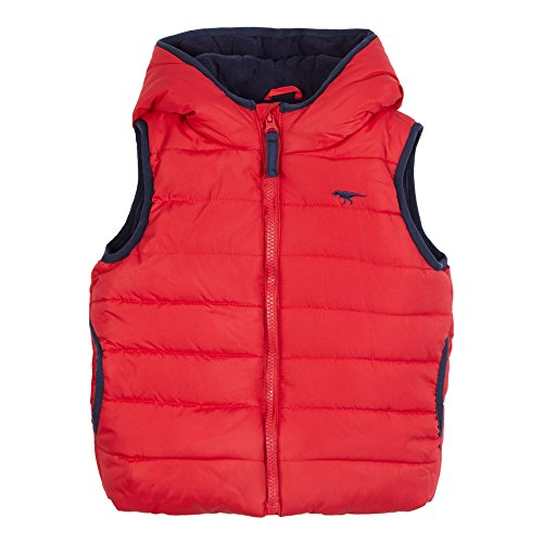 Bluezoo-Kids-Boys-Red-Quilted-Gilet