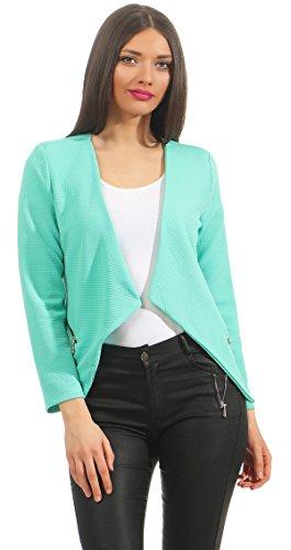 AE - Giacca da abito -  donna verde menta