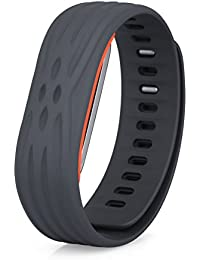 37 Degree Journey Smart Bracelet Sport Montre Connectée Étanche Moniteur de Rythme Cardiaque Sommeil Pression Artérielle Pédomètre Compatible avec iOS et Android