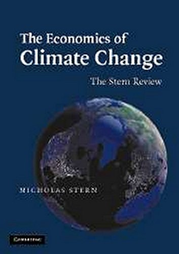 The Economics of Climate Change Paperback: The Stern Review