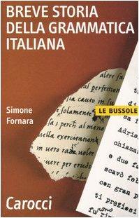Breve storia della grammatica italiana