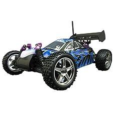 Seben Buggy Nitro 1:10 RC Car BV2 BK7 RTR > 75 km/h (45mph) 4WD 2.4 GHZ + Free shipping !!
