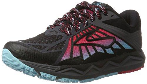 brooks Caldera, Zapatos para Correr para Mujer, Multicolor (Anthracite