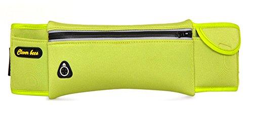 5 All Sling-Rucksack Sling Bag Chest Pack Taschen HANDY Tasche Outdoor Sports Camouflage Trekkingrucksack als Radfahr Jogging-Rucksack Kettle Paket Grün A1