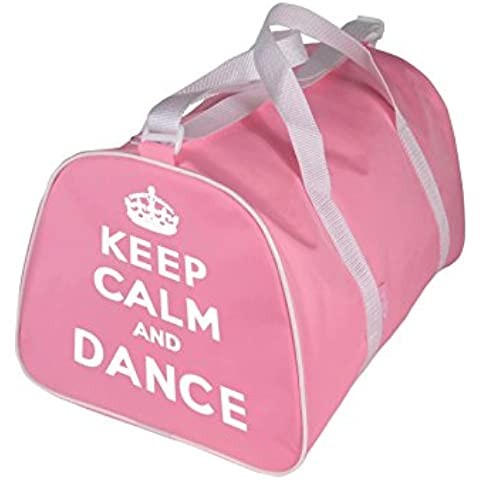 KEEP CALM AND DANZA Borsa Borsone per