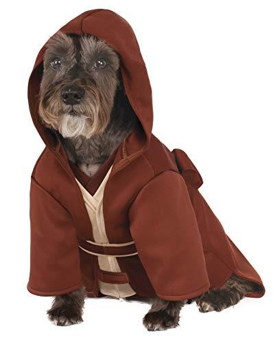 Star Wars Jedi Robe Kostüm Für Haustiere - Rubies Costume Company Star Wars Classic