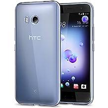 HTC U11 Hülle, Beyeah TPU Schutzhülle Weich Flexibel Silikonhülle für HTC U11 (Transparent)