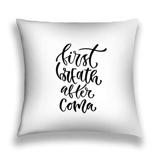 Linen Decorative Throw Pillow Case Cushion Cover 18