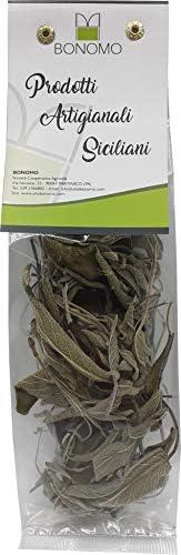 Bonomo - Salvia Biologica - Foglie intere - 100% Italiano - Busta 15 g (1)