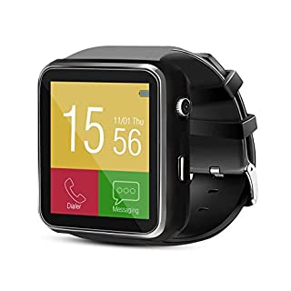 Aisoul Smart Watch, Bluetooth Smart Watch, Pedometer Step Counter Watch, Smart Bracelet for Kids Women Men