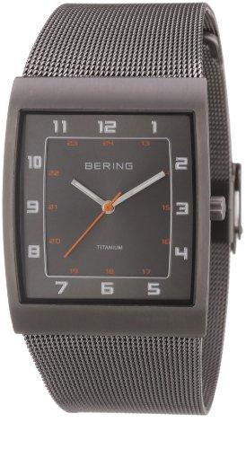 BERING Time Damen-Armbanduhr Slim Classic 11233-077