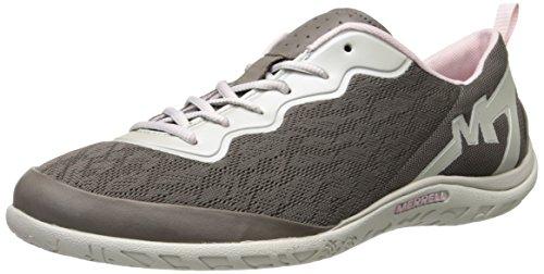 Merrell Enlighten Shine Breeze, Chaussons Sneaker Femme, J21744 Grau (Falcon)